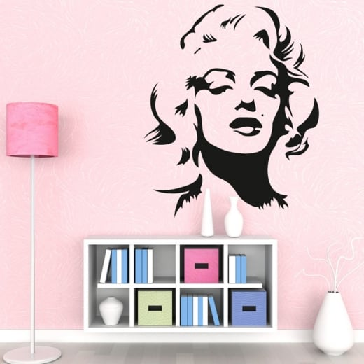 Wall Chimp Marilyn Monroe Wall Sticker