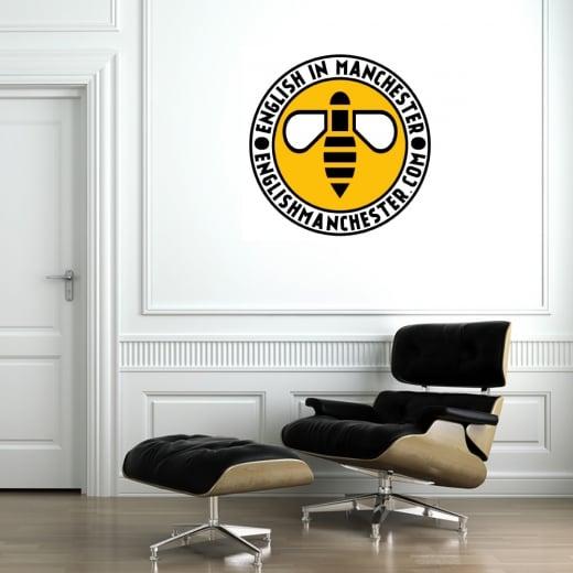 Wall Chimp Martin Rose Custom Wall Sticker Order WC696QT