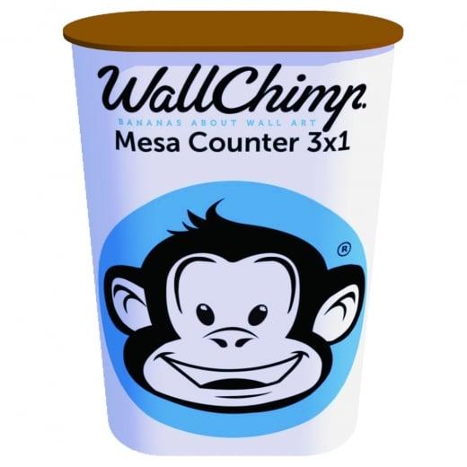 Wall Chimp MESA COUNTER 3X1