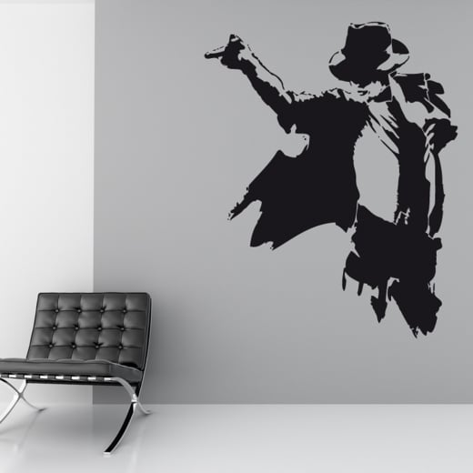 Wall Chimp Michael Jackson Dance Wall Sticker