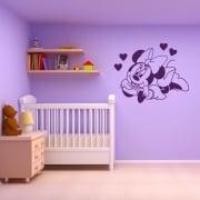 Minnie Mouse Wall Sticker