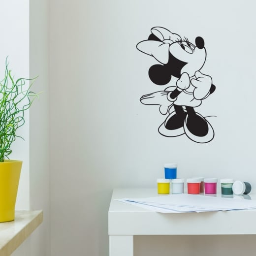 Wall Chimp Minnie Mouse Wall Sticker