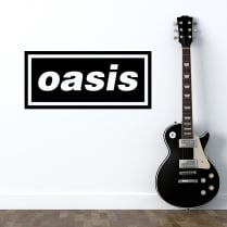 Oasis Wall Sticker