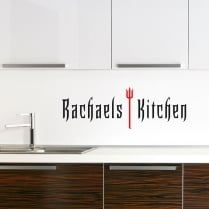 Personalised Hells Kitchen Wall Sticker