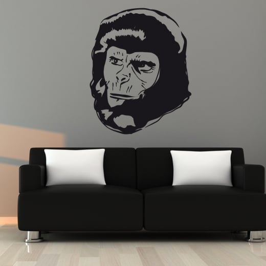 Wall Chimp Planet Of The Apes Wall Sticker