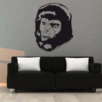 Planet Of The Apes Wall Sticker