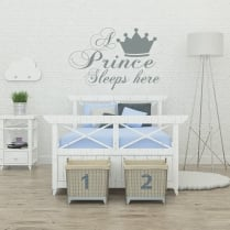 Prince Wall Sticker