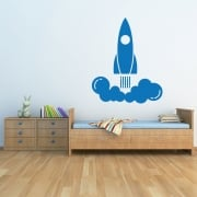 Rocket Wall Sticker