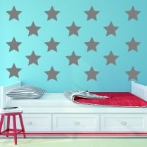 Star Wall Sticker Pack