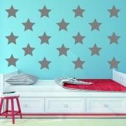 Star Wall Sticker Pack