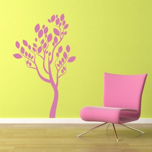 Wall Chimp Summer Tree Wall Sticker
