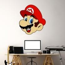 Super Mario Gaming Wall Sticker