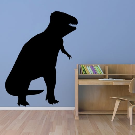 Wall Chimp T-Rex Dinosaur Wall Sticker