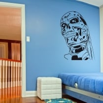 Terminator Wall Sticker