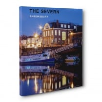 The Severn - Shrewsbury Canvas Print