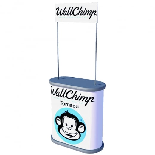 Wall Chimp Tornado Counter - Without Header And Poles