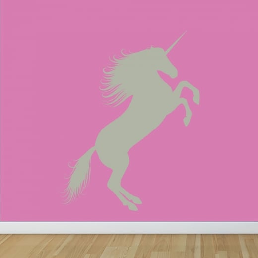 Wall Chimp Unicorn One Wall Sticker