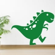 Walking Dinosaur Wall Sticker