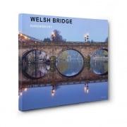 Welsh Bridge - Shrewsbury Canvas Print