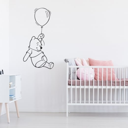 Wall Chimp Winnie The Pooh Wall Sticker