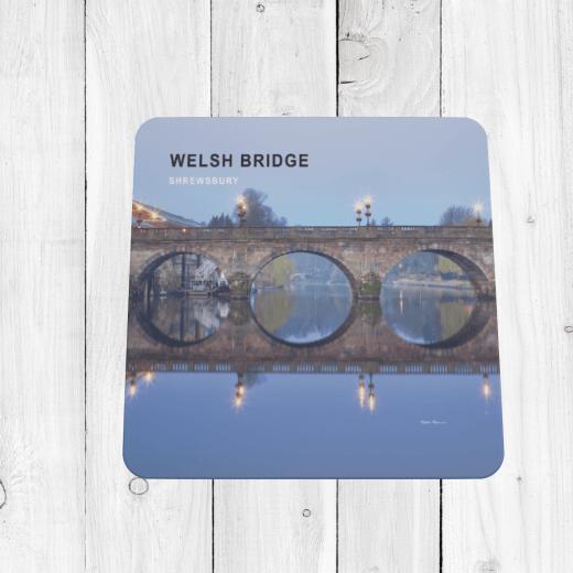 Welsh Bridge Shrewsbury Coaster