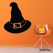 Witches Hat Wall & Window Sticker