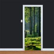Woodland Digitally Printed Door