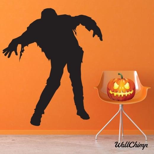 Zombie Two Wall & Window Sticker